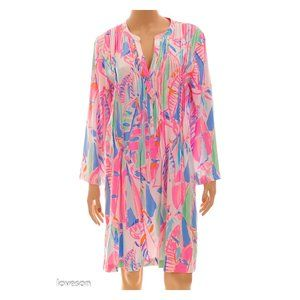 LILLY PULITZER Out To Sea SARASOTA Tunic Dress NEW